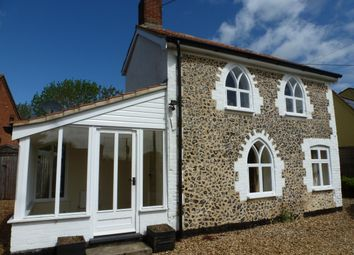Thumbnail 2 bedroom property to rent in The Street, Ovington, Thetford