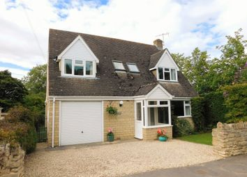 Thumbnail 4 bed detached house for sale in Gretton, Cheltenham
