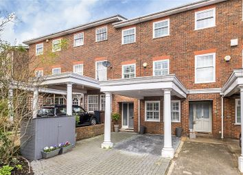 Thumbnail 4 bed terraced house for sale in Pine Grove, London