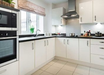 Thumbnail 2 bed flat for sale in Kirkgate, Settle