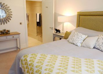 Thumbnail 2 bed flat for sale in Oak Lane, Englefield Green, Egham