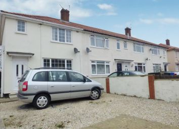 Thumbnail 3 bedroom end terrace house for sale in Newbegin Road, Norwich