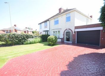 Thumbnail 3 bed semi-detached house to rent in Holmfield Avenue, South Shields