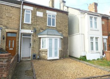 Thumbnail 2 bed flat for sale in New Road, Woodston, Peterborough, Cambridgeshire