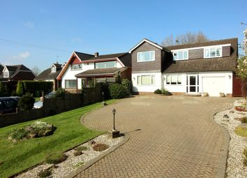 Thumbnail 4 bedroom detached house for sale in Cromwell Lane, Burton Green, Kenilworth
