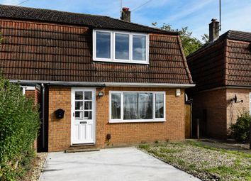 Thumbnail 3 bed semi-detached house for sale in Hardings Close, Oxford