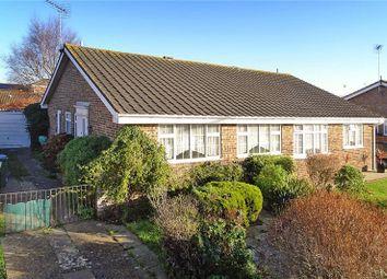 Thumbnail 2 bed semi-detached bungalow for sale in Southfields Road, Littlehampton