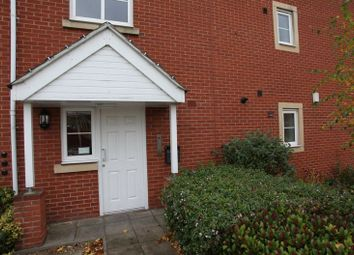 Thumbnail 2 bedroom flat for sale in Havelock Gardens, Hadrian Road, Leicester