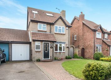 Thumbnail 5 bedroom detached house for sale in Henley Deane, Northfleet, Gravesend