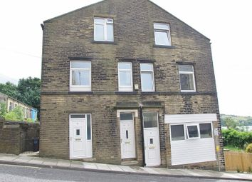 Thumbnail 2 bed flat to rent in Range Lane, Boothtown, Halifax