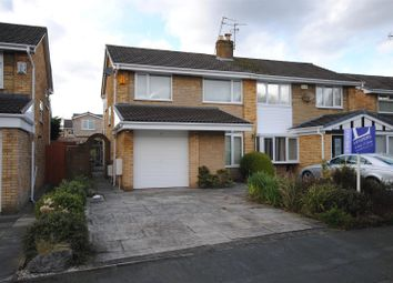 Thumbnail 3 bed semi-detached house for sale in Dawley Close, Ashton-In-Makerfield, Wigan