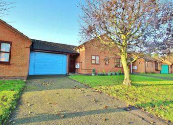 Thumbnail 2 bed bungalow for sale in Primrose Way, Queniborough, Leicestershire