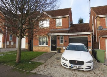 Thumbnail 3 bed detached house for sale in Chestnut Drive, Creswell, Worksop