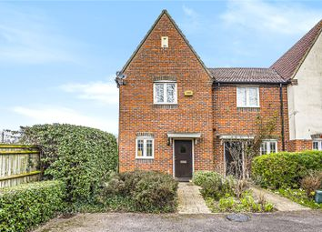 Thumbnail 2 bed end terrace house for sale in Lynn Close, Marston, Oxford