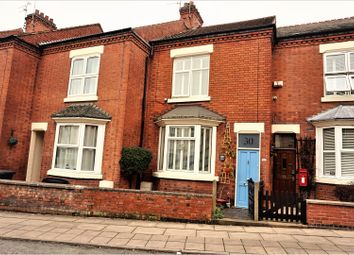 Thumbnail 3 bedroom terraced house for sale in Lansdowne Road, Leicester