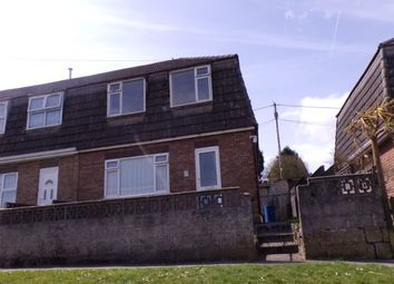 Thumbnail 3 bed semi-detached house to rent in Montgomery Road, Penwithick, St. Austell