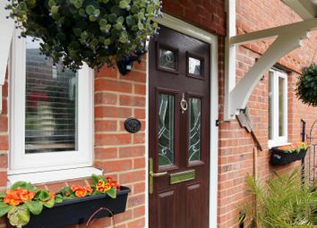 Thumbnail 3 bed terraced house for sale in Halliday Close, Shenley, Radlett