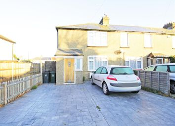 Thumbnail 2 bed end terrace house to rent in Ames Road, Swanscombe