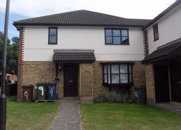 Thumbnail 1 bed flat to rent in Greenacre Close, Northolt, Middlesex