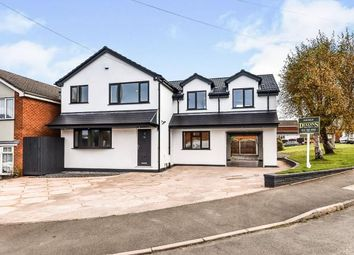 4 bed detached house for sale in Lawnswood Avenue, Burntwood, Staffordshire WS7