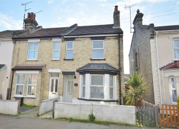 Thumbnail 3 bedroom end terrace house to rent in Key Road, Clacton-On-Sea