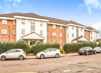 Thumbnail 3 bedroom flat for sale in Montrose Crescent, London