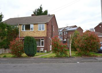 Thumbnail 3 bed semi-detached house for sale in Brabon Road, Farnborough