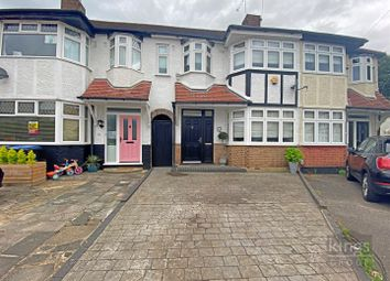 Thumbnail 3 bed terraced house for sale in Irkdale Avenue, Enfield