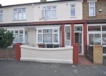 Thumbnail 4 bedroom terraced house to rent in Wellesley Road, London