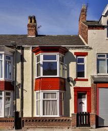 Thumbnail 3 bed terraced house for sale in Cornwall Street, Hartlepool, Cleveland