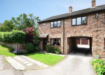 Thumbnail 3 bed semi-detached house for sale in Back Lane, Helperby, York