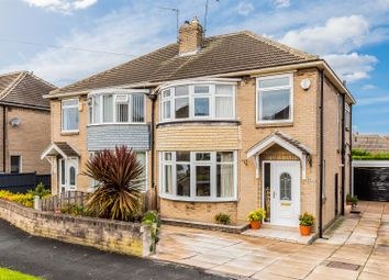 Thumbnail 3 bedroom semi-detached house for sale in Kingswear View, Whitkirk, Leeds