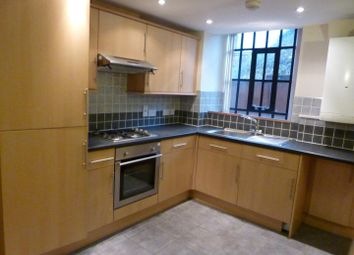 Thumbnail 2 bed flat to rent in Belle Vue, Leek