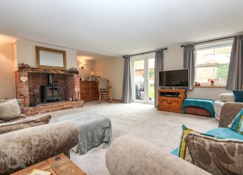 Thumbnail 4 bed detached house for sale in Station Road, Foulsham, Dereham