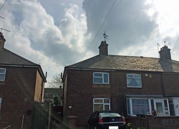 Thumbnail 3 bed end terrace house for sale in Celta Road, Peterborough