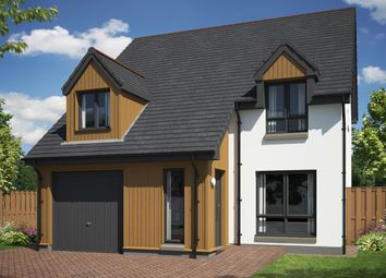 Thumbnail 3 bedroom detached house for sale in Station Road, Dornoch