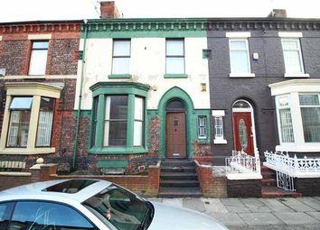 Thumbnail 3 bed terraced house to rent in Esmond Street, Kensington, Liverpool