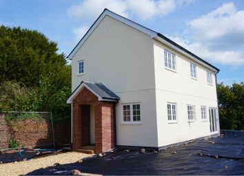 Thumbnail 4 bed detached house for sale in 13B Middle Mill Lane, Cullompton