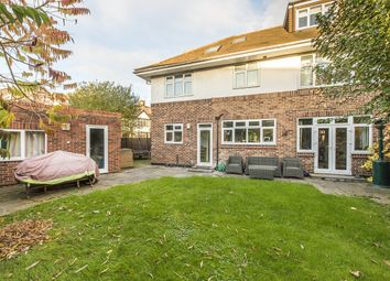 Thumbnail 5 bedroom semi-detached house to rent in Delamere Road, London
