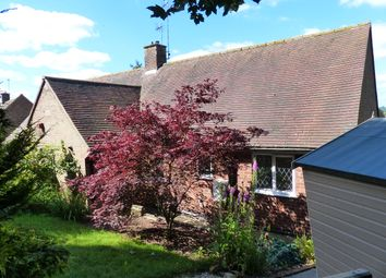 Thumbnail 2 bed semi-detached bungalow for sale in Cross Side, Clifton Ashbourne Derbyshire