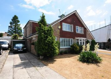 Thumbnail 2 bed semi-detached house for sale in Long Eaton Drive, Whitchurch, Bristol