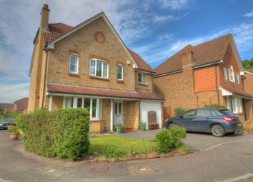 Thumbnail 4 bed detached house for sale in Old School Road, Liss