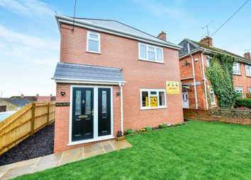 Thumbnail 3 bedroom detached house for sale in Piece Road, Milborne Port, Sherborne