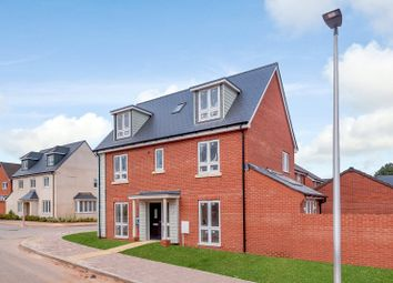 Thumbnail 4 bedroom detached house for sale in Bloor Homes @ Pinhoe, Pinncourt Lane, Pinhoe, Exeter