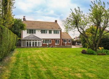 Thumbnail 4 bed detached house for sale in Heydon Road, Great Chishill, Royston