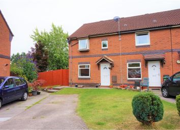 Thumbnail 3 bedroom end terrace house for sale in Cavendish Close, Cardiff