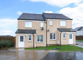 Thumbnail 3 bed semi-detached house for sale in 34 Chuckers Row, Wallyford, Musselburgh