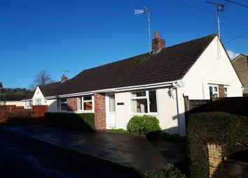 Ninepins, Moor Lane, Wincanton, Somerset BA9. 3 bed detached bungalow