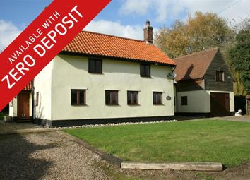 Thumbnail 5 bed property to rent in Poplar Road, Attleborough
