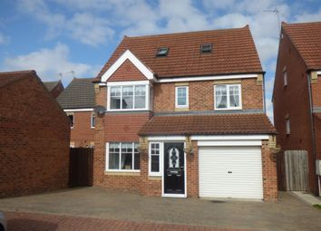 Thumbnail 5 bed detached house for sale in Strathmore Gardens, South Shields